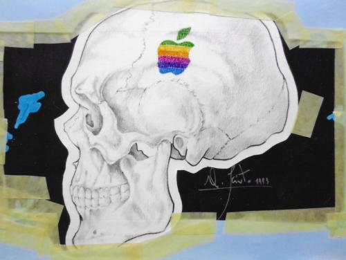 skull imprinting