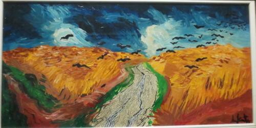 l'ultima strada di Vincent
